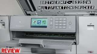 Brother MFC-J6935DW Drucker Review - Unkompliziert drucken, scannen, kopieren, faxen | CH3