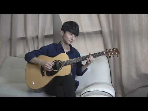 (Elvis Presley) Can't Help Falling in Love - Sungha Jung - Cover Request