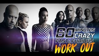 60 Mins CRAZY Fast and Furious Dance Workout for weight loss | Burn 750 Calories |Michelle Vo | by Michelle Vo Fitness