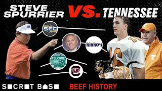 Steve Spurrier, one of Tennessee's greatest sons, became its most hated enemy | Beef History