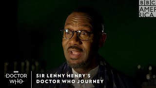 Sir Lenny Henry's Journey