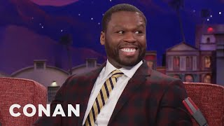 "Curtis ""50 Cent"" Jackson: Trump Has The Attitude Of A Rapper  - CONAN on TBS"