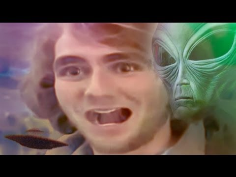 They're Out There, Man! UFO Guy remixed [VID]