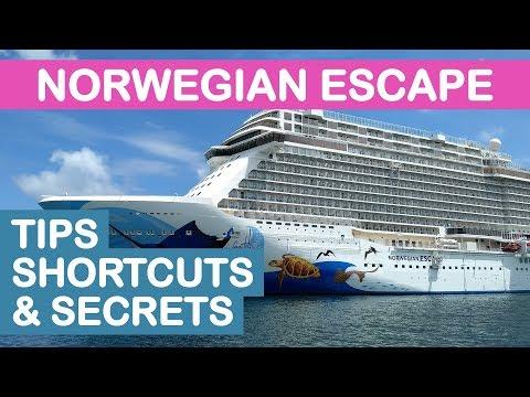 Norwegian Escape (NCL): Top 10 Tips, Shortucuts, and Secrets