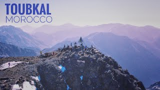 (ENG) Climbing Mount Toubkal (4,167mt) in Morocco. Everyone can do it