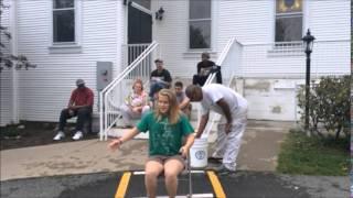 Kaylyn's Ice Bucket Challenge