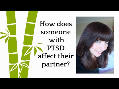 How does PTSD affect intimate relationships ?