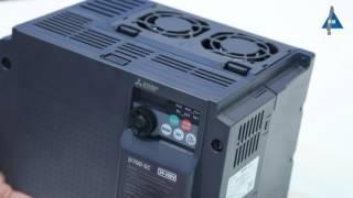 Преобразователь частоты Mitsubishi FR-D740-160-EC от компании ПКФ «Электромотор» - видео