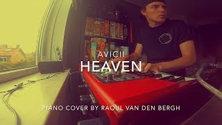 Avicii   Heaven (Piano Cover + Sheets)