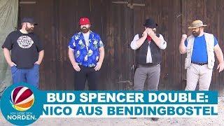 Wir Haben Den Bud Spencer Doppelgänger Nico Aus Bendingbostel Getroffen