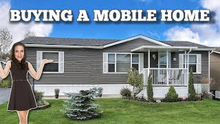 What to look for when buying a new mobile home