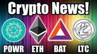 BREAKING: Mike Novogratz REVEALS more insight on Bitcoin Rally! Plus Ethereum, BAT, & Litecoin News!