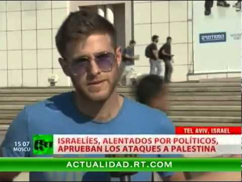 El pueblo de Israel apoya los ataques a la Franja de Gaza