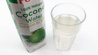 """Кокосовая вода """"FOCO"""", 1 л. от компании ИП Анищенко Д. Н. - видео"""