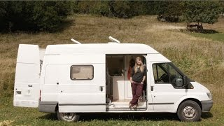 Hazel Findlay On The Secrets Of Van Life