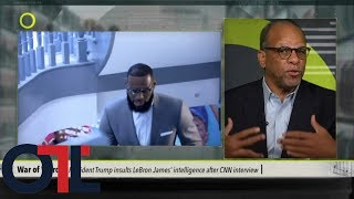LeBron James-Donald Trump feud has implications for upcoming NFL season | Outside The Lines | ESPN