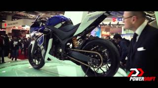 Yamaha YZF R25: First Look: PowerDrift