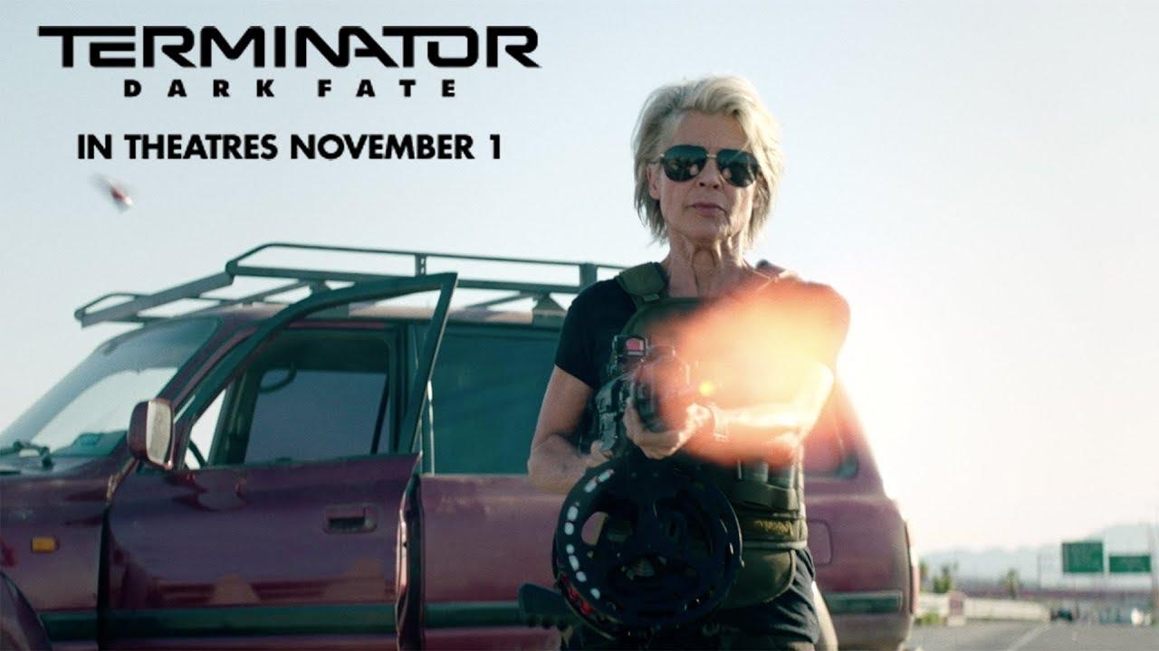 Trailer för Terminator: Dark Fate