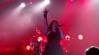 Evanescence- Sweet Sacrifice (Live) 5-5-19 Hollywood, Florida
