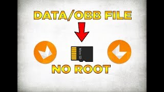 How To Download & Install Games Apk + Data/Obb/Cache Files