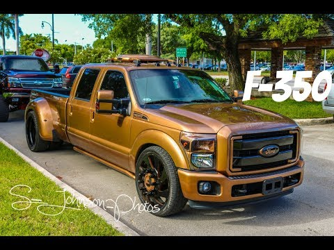 Ford F-350 super duty on Forgiato Wheels in HD (must see)