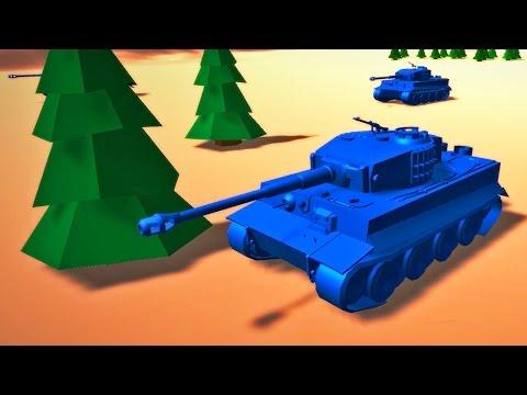 ТАНКОВЫЙ СИМУЛЯТОР ► Total Tank Simulator