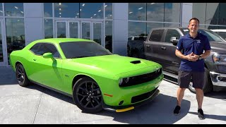 Is The 2020 Dodge Challenger R/T The PERFECT Daily Driver Muscle Car?
