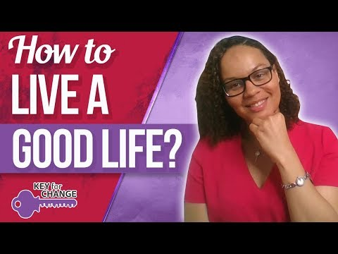 The good life - Three tips on how to get your dream