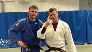 Дзюдо. Удушающий. Дзюдо в партере.Judo shime waza. Judo. choke. judo newaza