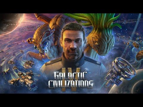 Announcement Trailer de Galactic Civilizations IV