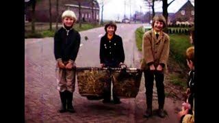 Eieren halen langs de deuren, Haaren 1973