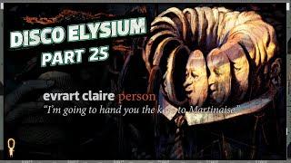 Jamais Vu (Derealization) - Disco Elysium - Part 25