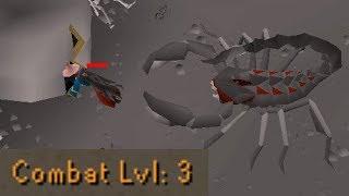 OSRS | Level 3 Kills Scorpia - Rendiventures Episode #2