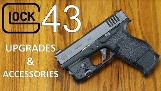 Glock 43 Accessories & Upgrades
