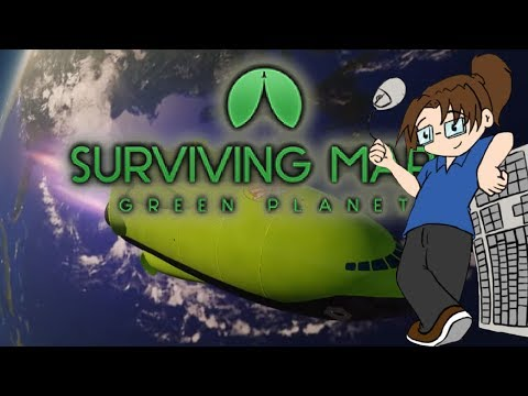 Surviving Mars: Green Planet - May 18th - Part 5