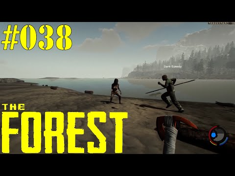 THE FOREST [HD|60FPS] #038 - LPT - Speer-Action ★ Let's Play Together The Forest