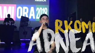 Rkomi   APNEA (Live #MIAMIORA At Fabrique)  2018