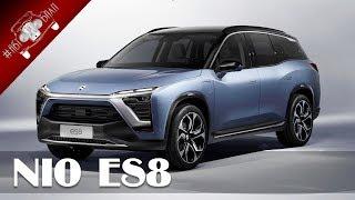Смотреть онлайн Обзор электромобиля Nio ES8