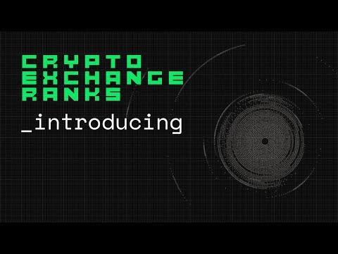Introducing Crypto Exchange Ranks