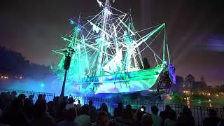 New 2019 Disneyland FANTASMIC water & fireworks show