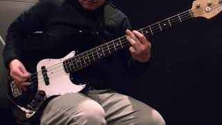Dizzy Mizz Lizzy - Too Close To Stab (Bass Cover)