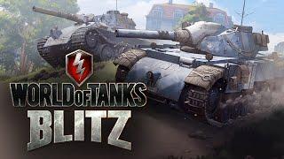 """World of Tanks Blitz - Обзор Танков """"Хроники Валькирии"""""""