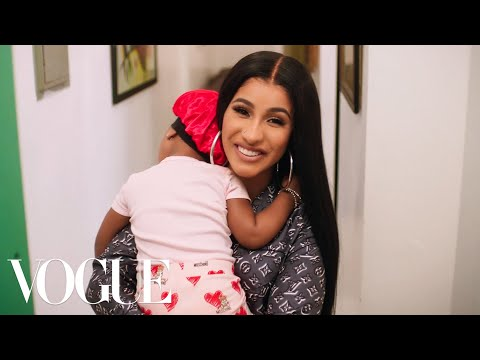 , title : '73 Questions With Cardi B | Vogue