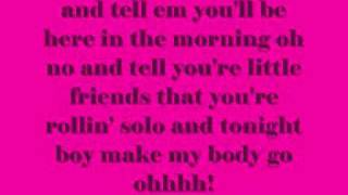 Kelly Rowland - Lay It On Me feat. Big Sean [OFFICIAL LYRICS]