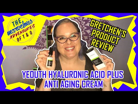 Gretchen's Product Review - Yeouth Hyaluronic Acid Anti Aging Cream