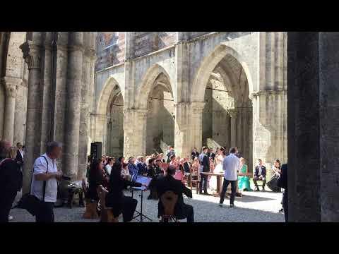 Musica Matrimoni Toscana Liguria NoteaNozze Wedding Music Firenze Musiqua