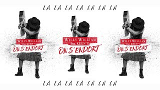 Willy William - On s'endort feat. Keen'V (Lyrics Video)