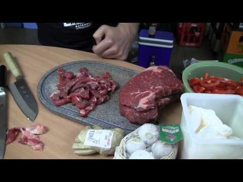 Messerkunde: Vergleich von und Infos zu: Kochmesser, Santoku, Butcher Knife, Kai Shun, Tim Mälzer