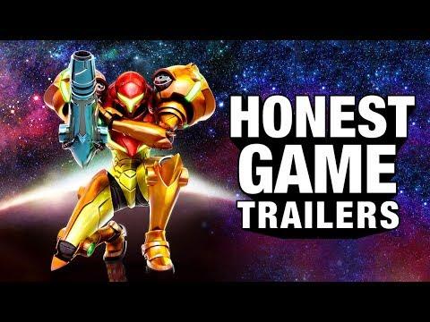 METROID (Honest Game Trailers)