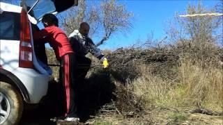 preview picture of video 'Descubriendo el fuego en Posada La Pastora'